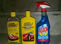 car wax polish polishing paint